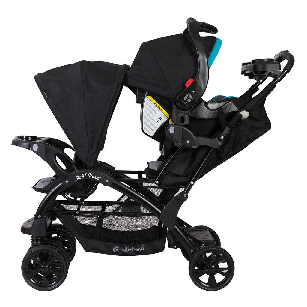 Baby Trend Sit N' Stand Double Stroller | Moonstruck ...