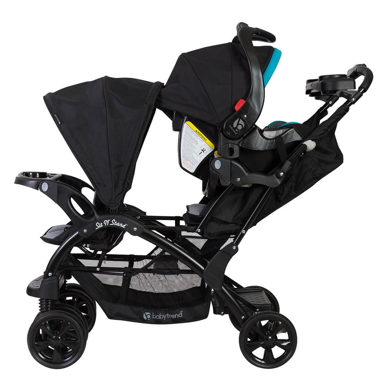 Sit N' Stand® Double Stroller - Moonstruck (PJM Canada Exclusive)