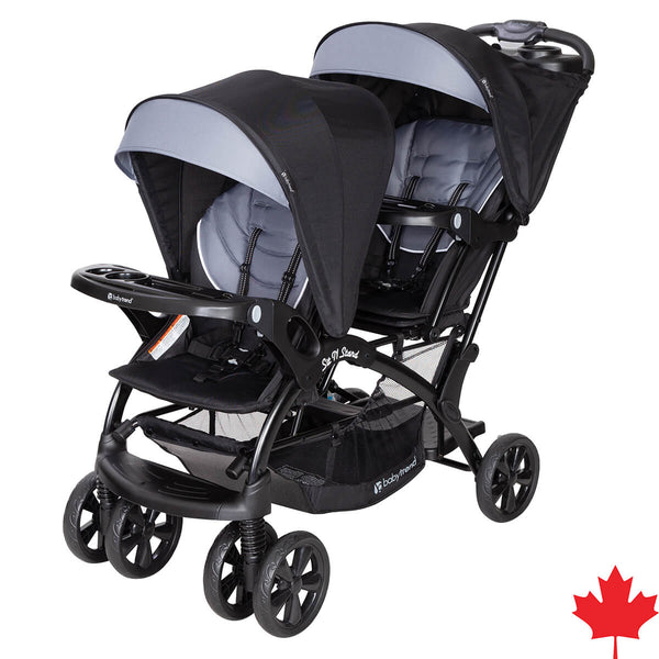Sit N' Stand® Double Stroller - Emery (Toys R Us Canada Exclusive)