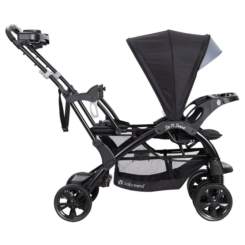 Baby Trend Sit N' Stand Double Stroller | Emery | NC76C61 ...