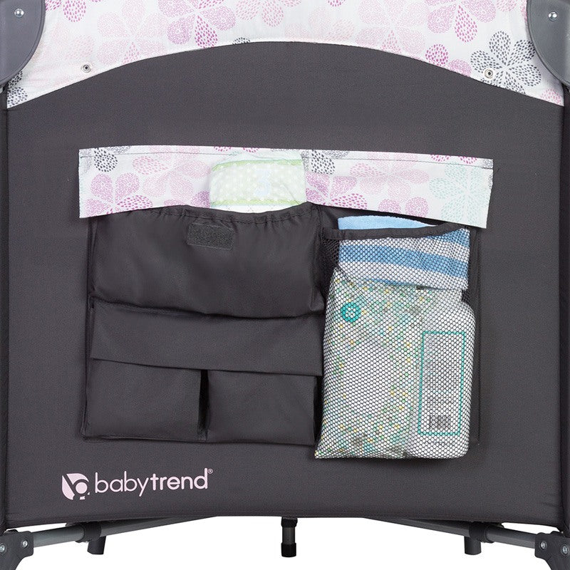 Lil Snooze Deluxe Nursery Center - Floral Rain (Burlington Exclusive)