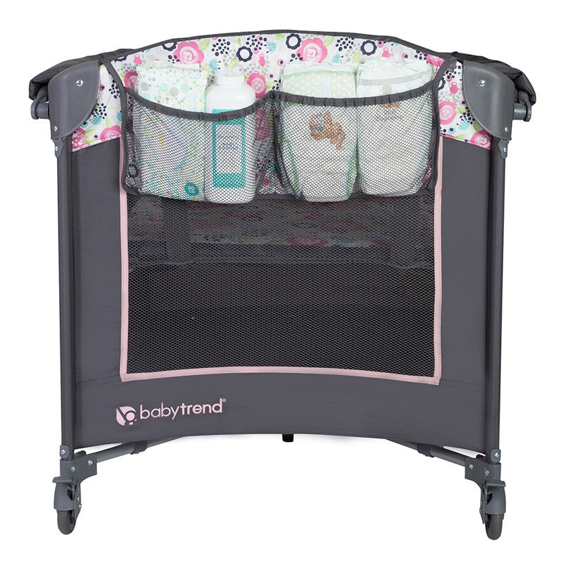 Lil Snooze Deluxe Nursery Center - Flora