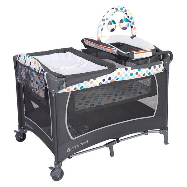 Lil Snooze Deluxe Nursery Center - Ions