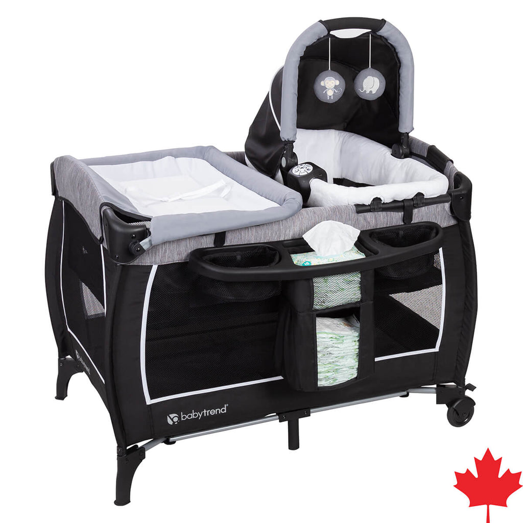 Baby Trend Deluxe CLX Nursery Center   Guardian   RC87B56 ...