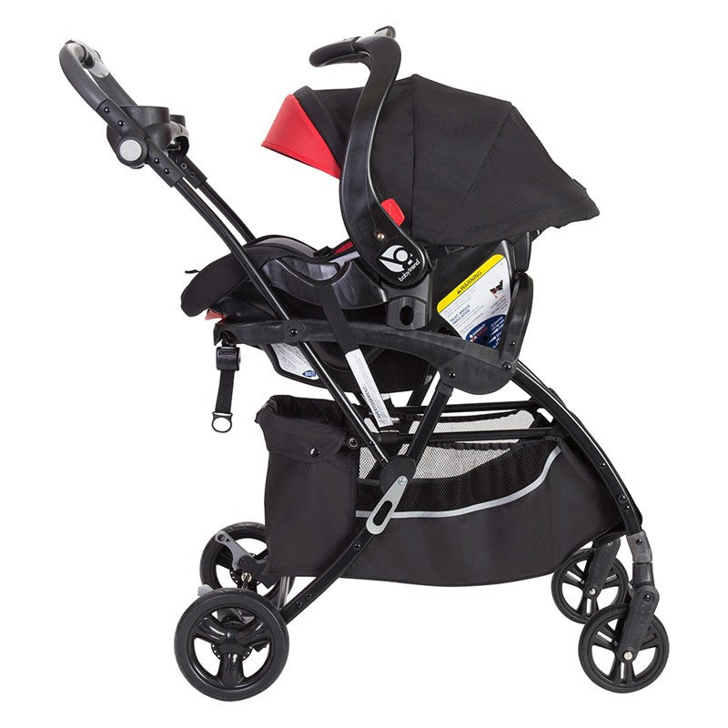 Black Baby Trend Snap-N-Go Premiere Universal Infant Car Seat Carrier