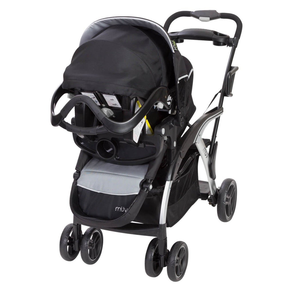 Muv 174 180 176 Sit N Stand 174 Stroller Aero Baby Trend