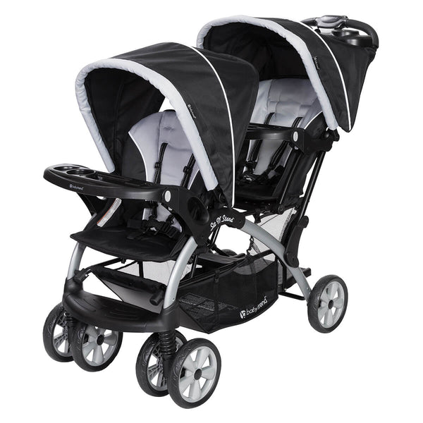 Sit N' Stand® Double Stroller - Stormy (VM Innovations Exclusive)