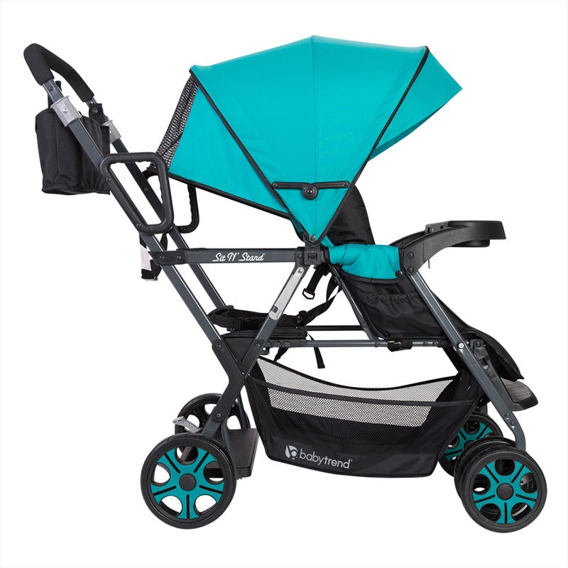 Sit N' Stand® Sport Stroller - Meridian Hill