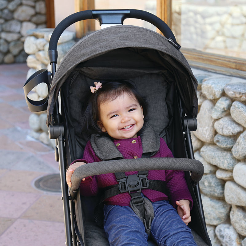 5188 new replacement rear  wheel only Babytrend Jetaway Compact Stroller