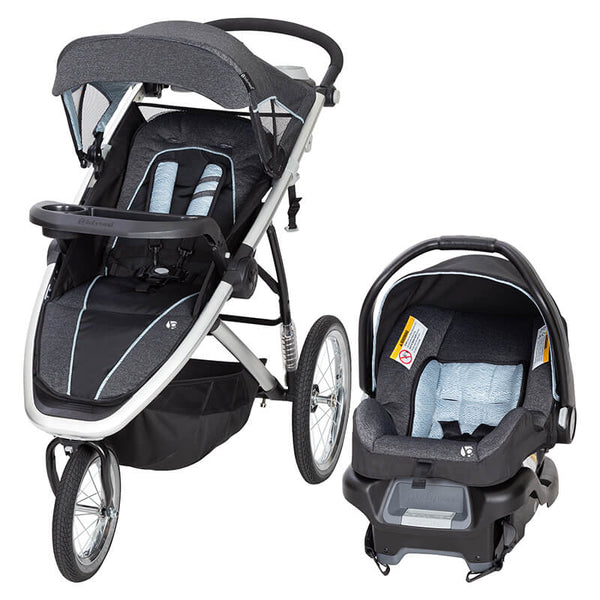 Go Gear™ Propel 35 Jogger Travel System - Blue Spectrum