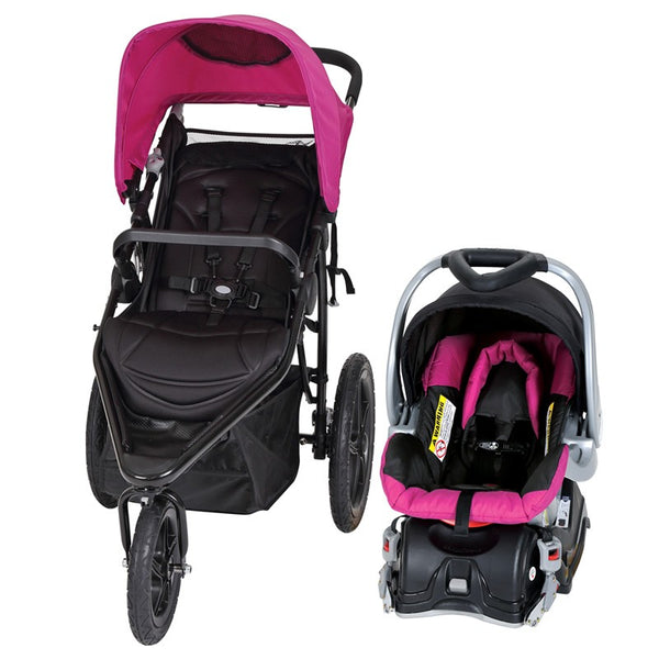 Stealth Jogger Travel System - Viola