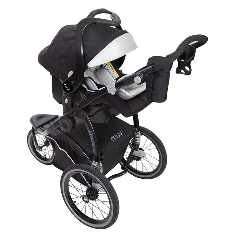 MUV 180° 6-in-1 Jogger Travel System - Aero (buybuy BABY Exclusive)