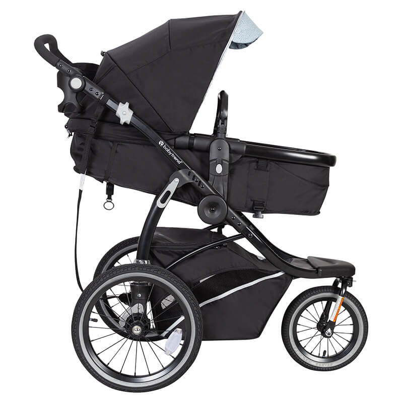 Go Gear™ 180º 6-in-1 Jogger Travel System - Blue Spectrum