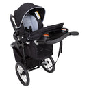 Cityscape Plus Jogger Travel System - Raven (Burlington Exclusive)