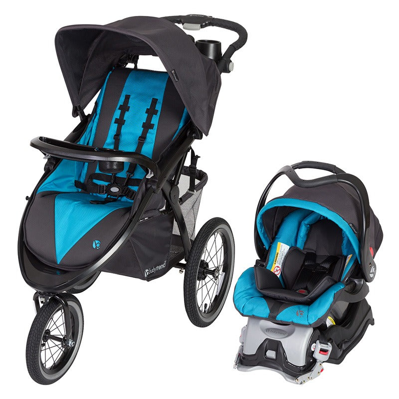 Expedition® Premiere Jogger Travel System - Piscina