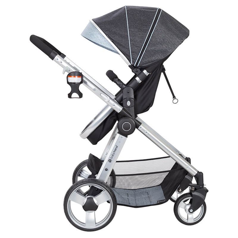 Go Gear™ Sprout 35 Travel System - Blue Spectrum