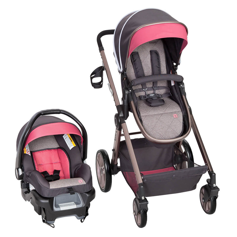 GoLite® Snap Gear® Sprout Travel System - Stardust Rose (Target Exclusive)