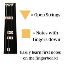 Load image into Gallery viewer, Fantastic Violin Finger Guide - All Notes