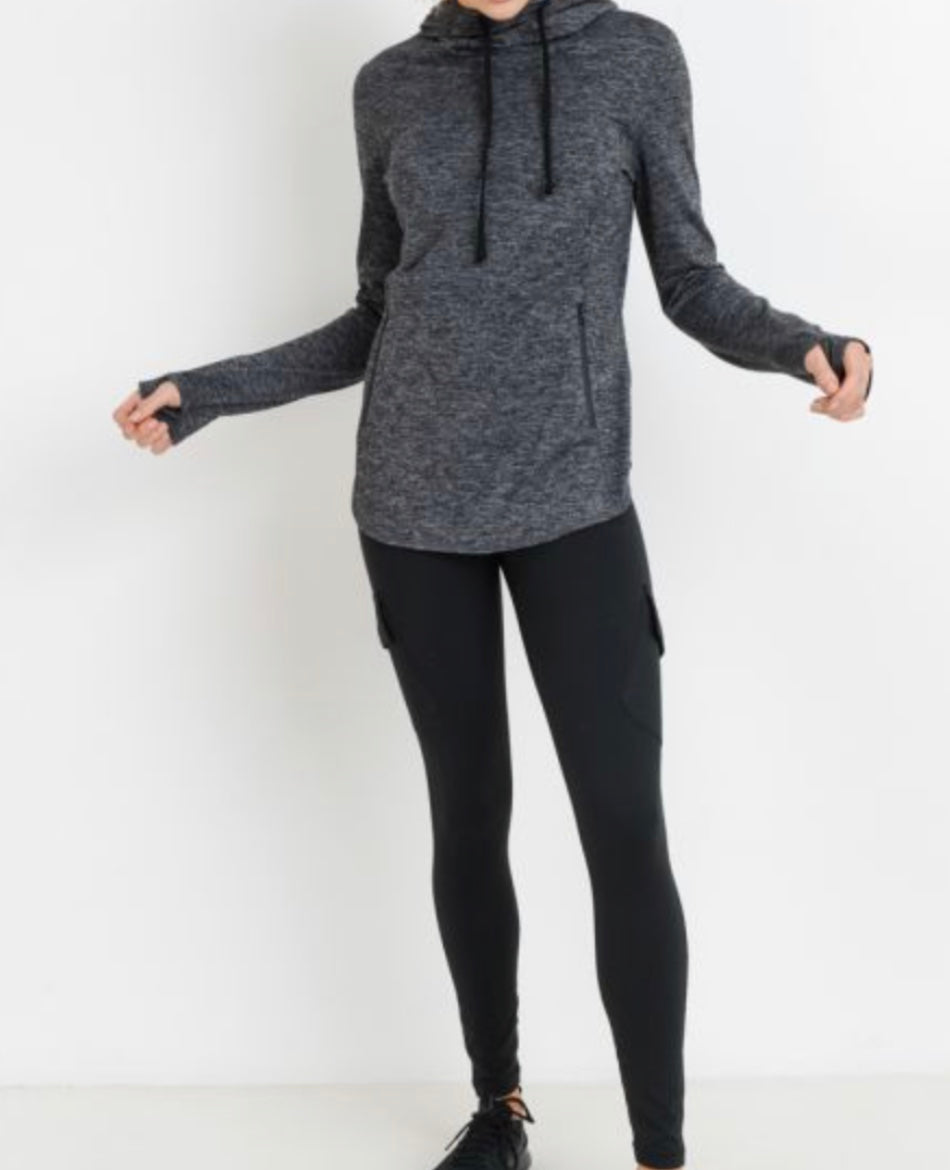 Marle Active Hoodie Pullover