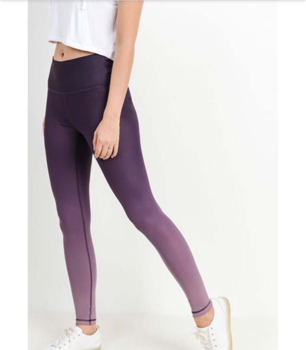 Highwaist Ombre Essential Leggings