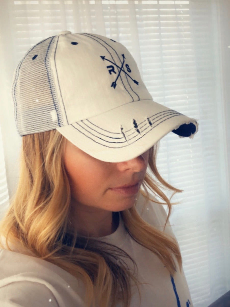 Pony Tail Trucker Hats