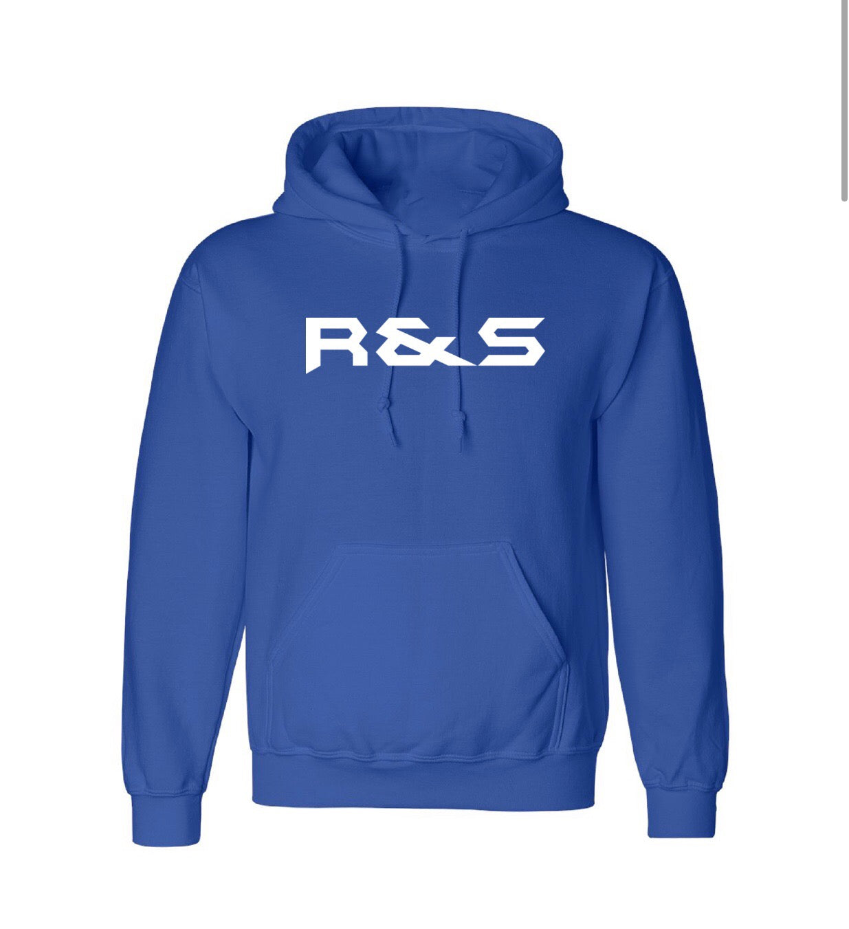 R&S HOODED SWEATSHIRT