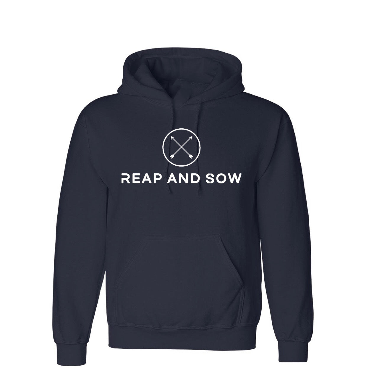Original Reap and Sow Hooded Sweatshirt