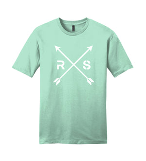 Soft Cotton Arrow Tee
