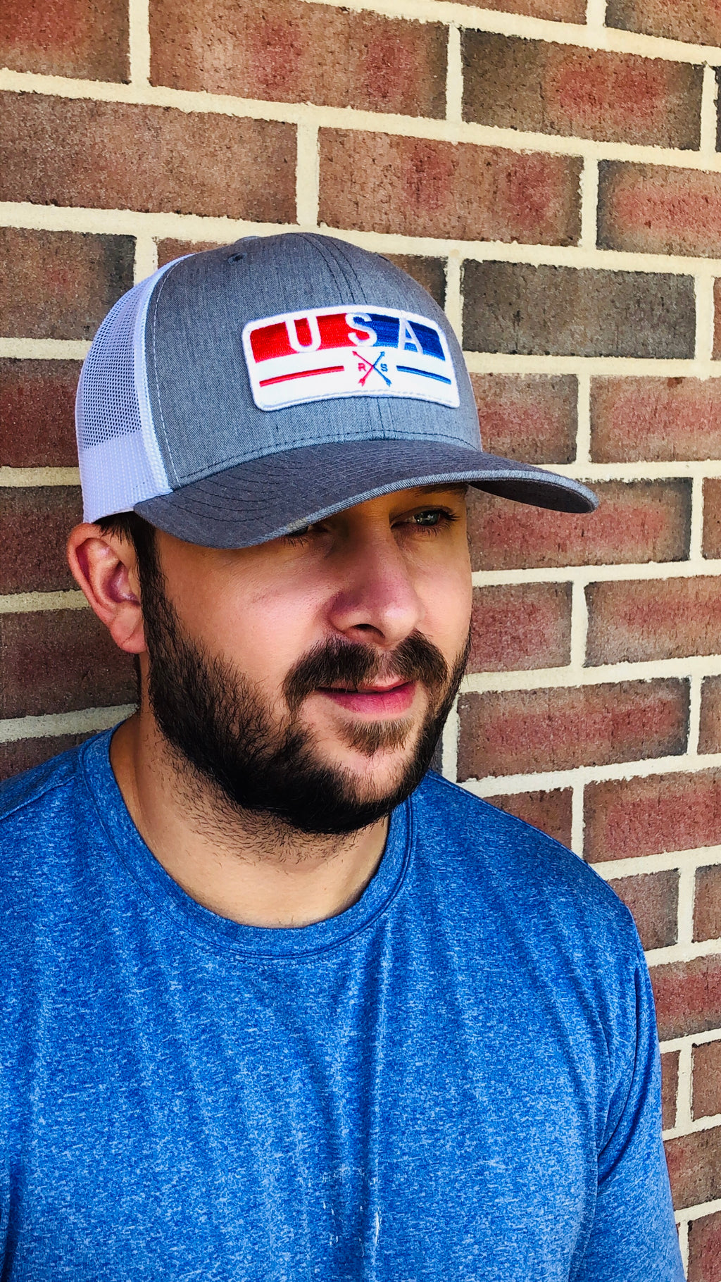 Patch USA SnapBack