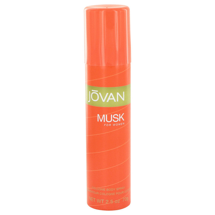 Jovan Musk Body Spray By Jovan
