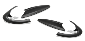 (New) 911 Door Installation Set Carbon Fiber 1998-05
