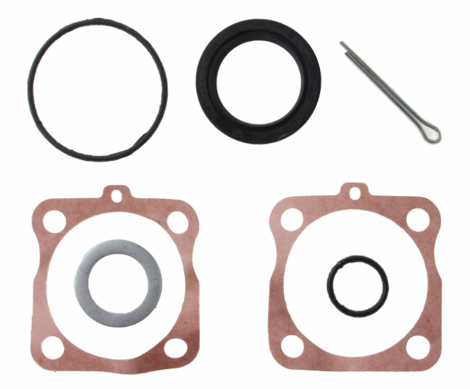 (New) 356 A/B Rear Wheel Bearing Seal Kit - 1956-63