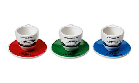 (New) 2.7 RS Set of 3 Espresso Cups