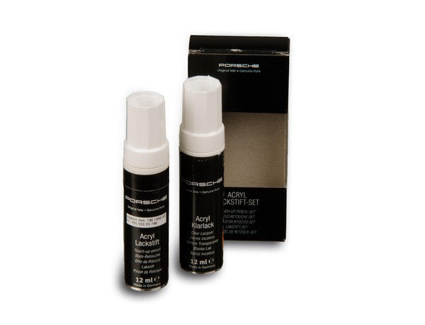 (New) Black Metallic Paint Touch-Up Applicator - 1993-2005