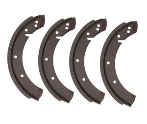 (New) 356 Pre-A/A/B 40mm Drum Brake Shoe Set - 1950-63