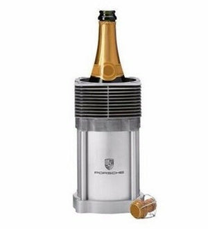 (New) Porsche Wine or Champagne Bottle Cooler