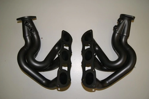 (New) 981 Boxster Pair of European Racing Headers - 2.7-3.8L