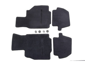 (New) 996 Cabriolet/Coupe Set of Four Black Floor Mats - 1998-2005
