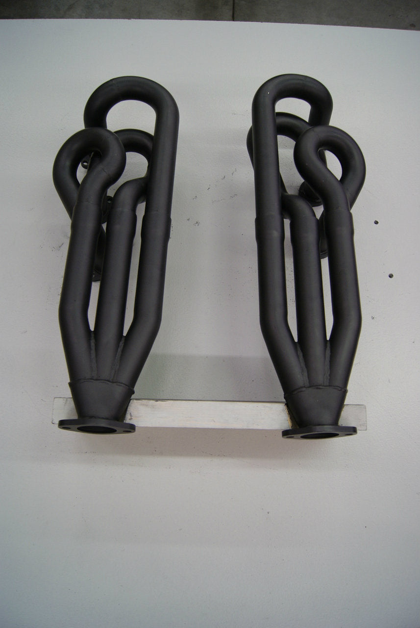 (New) 906 Pair of European Racing Headers - 1966