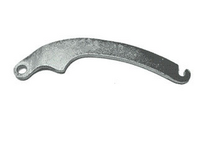 (New) 356 Pre-A/A/B Left Brake Shoe Lever - 1950-63