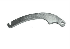 (New) 356 Pre-A/A/B Right Brake Shoe Lever - 1950-63