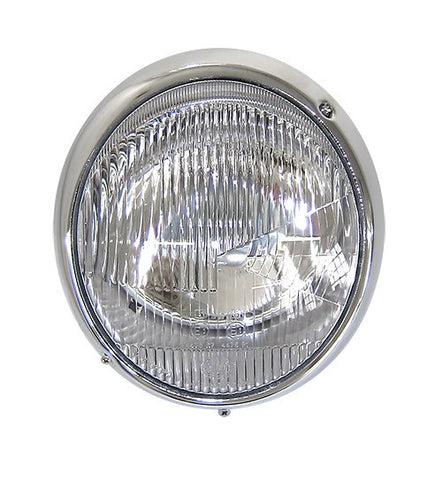 (New) 911/912 Early European Headlight Assembly - 1965-67