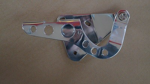 (New) 911 Right Aluminum Light Weight Hood Hinge - 1965-98