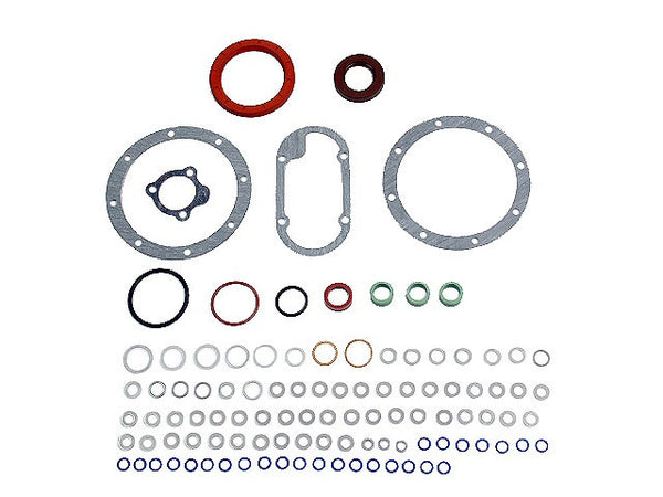 (New) 911 Carrera/Targa Crankcase Gasket Set - 1974-77