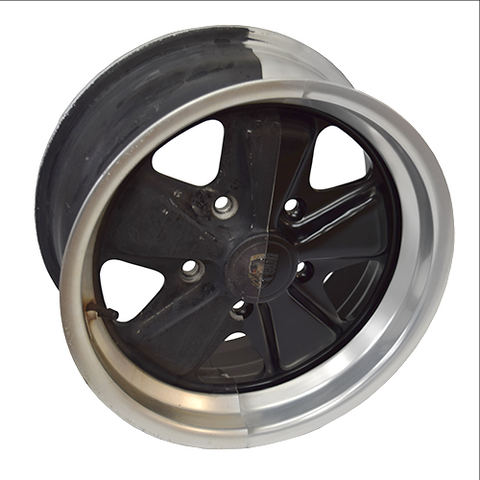 (New) Fuchs Wheel Refurbishing/Painting/Anodizing Services