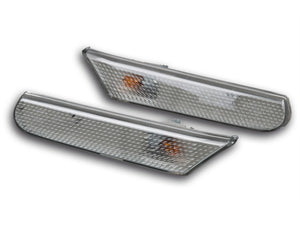 (New) 986/996 Retrofit Front Marker Lights Set - 1997-2005