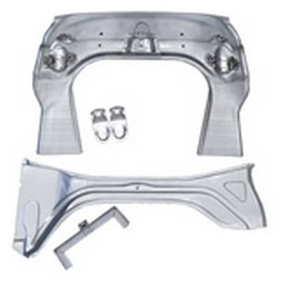 (New) 911/912 Suspension Pan Kit - 1965-68