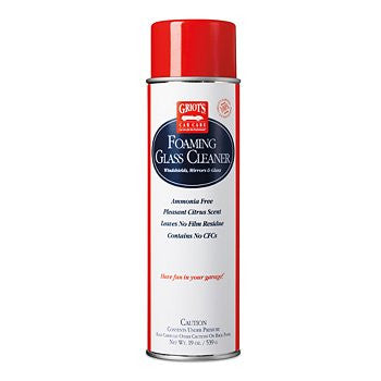 (New) 19oz Foaming Glass Cleaner
