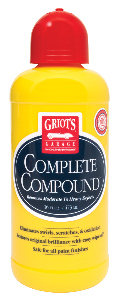(New) 16oz Complete Compound