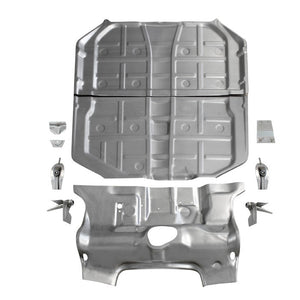 (New) 911/912/930 Full Floor Pan Kit - 1965-89
